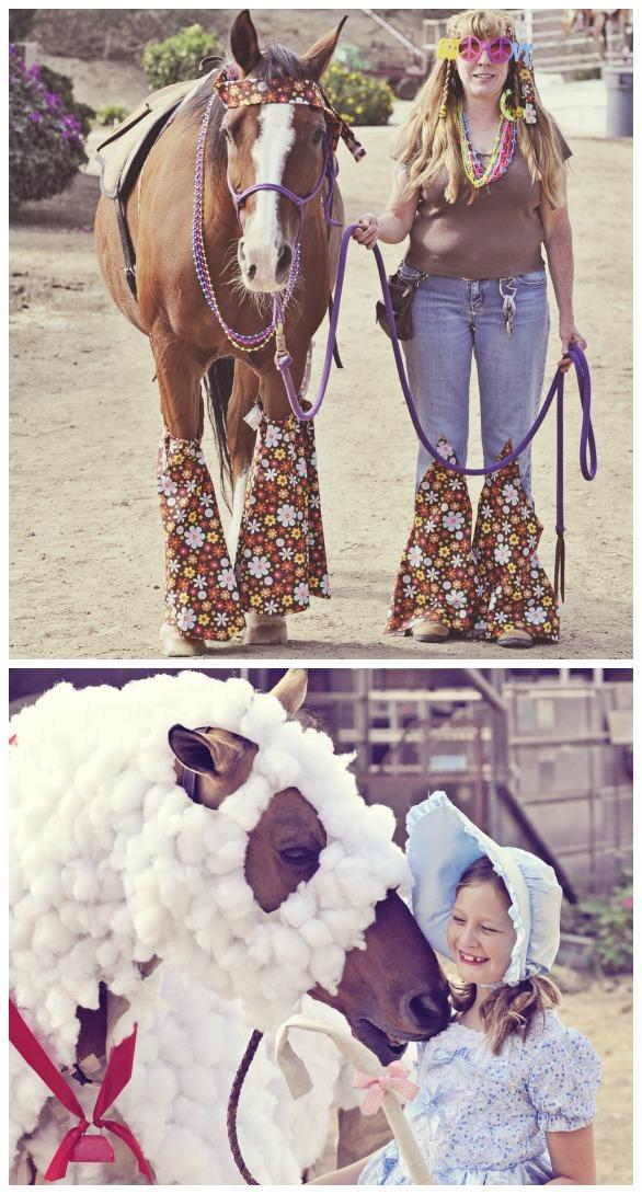 horse halloween costume island cowgirl jewelry