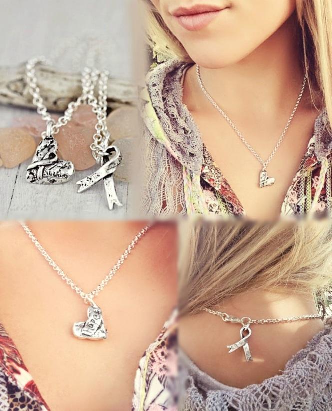 breast cancer jewelry hope jewelry