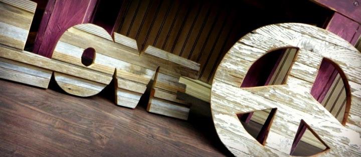 barnwood art