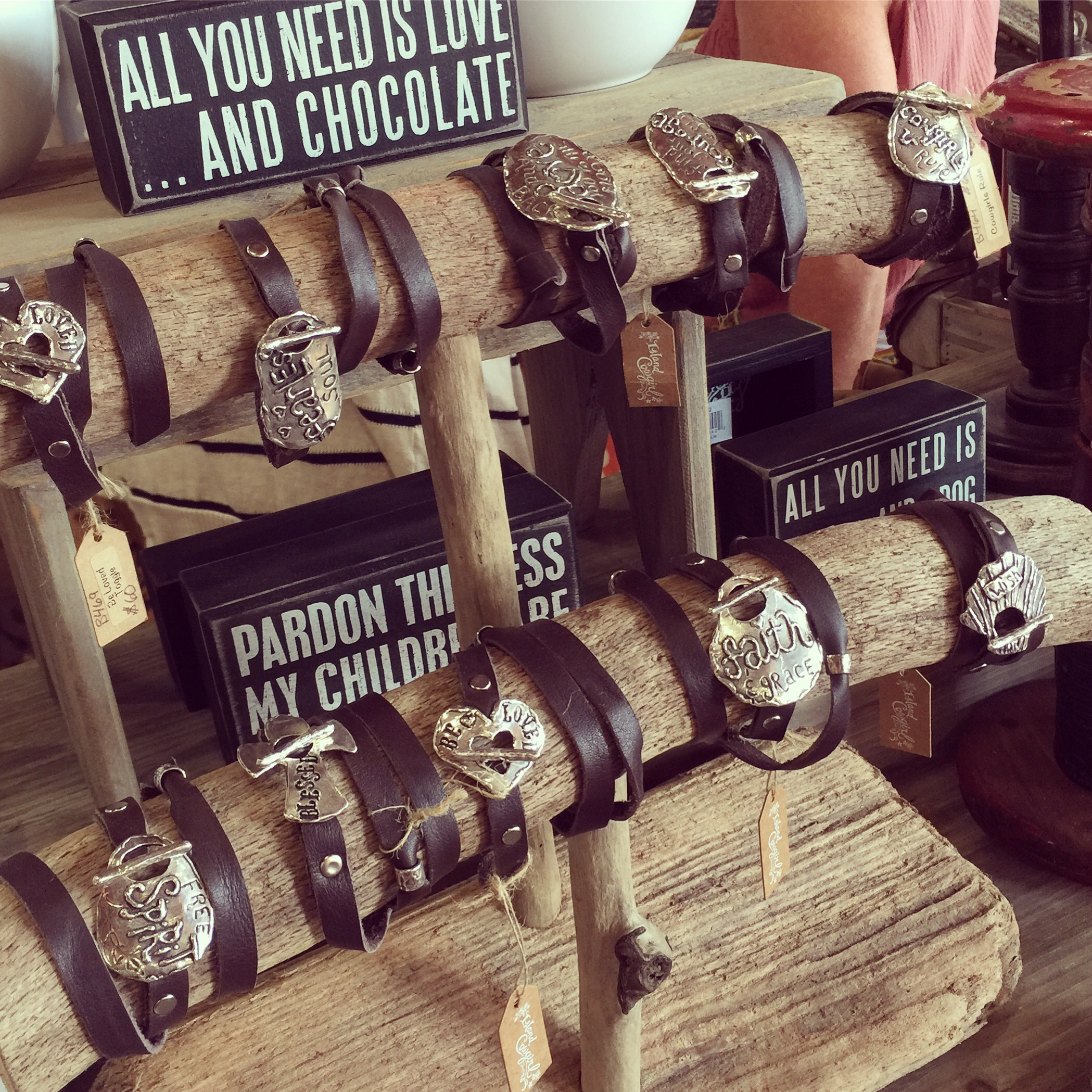 toggle wrap bracelets…