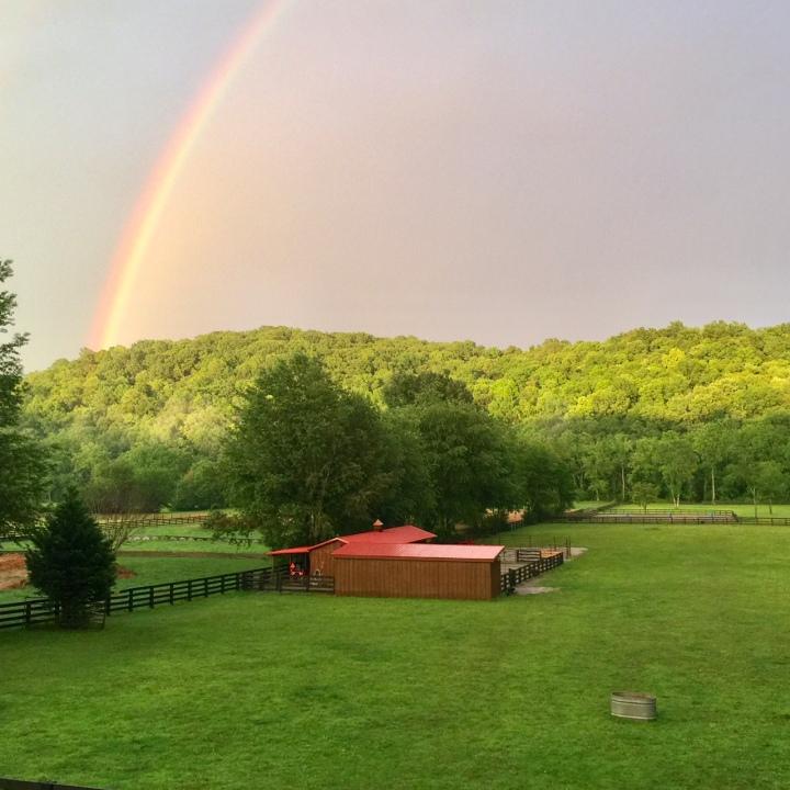 leipers fork tennessee rainbow